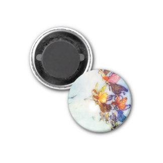 妖精の円形の磁石 マグネット