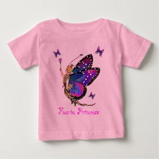 妖精の国のプリンセスのTシャツ ベビーTシャツ