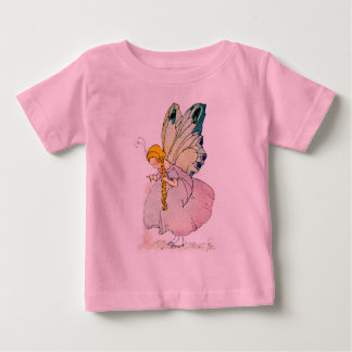 妖精の国の塵のTシャツ ベビーTシャツ