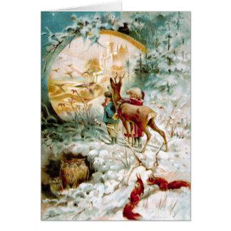 妖精の土地 カード