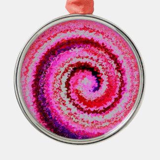 妖精の塵のcarmelキャンデーのおもしろい メタルオーナメント