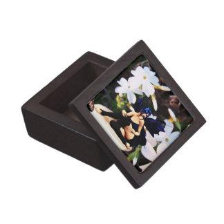 妖精の思考の宝石類の装身具の記念品箱 ギフトボックス