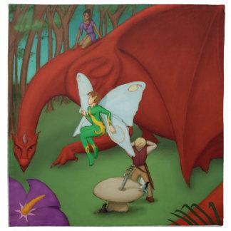 妖精の探求 ナプキンクロス
