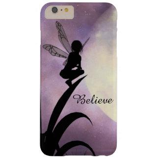 妖精の月光はiPhoneの場合を信じます Barely There iPhone 6 Plus ケース