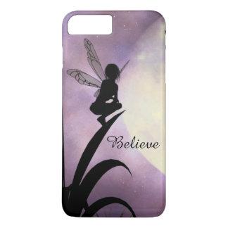 妖精の月光はiPhoneの場合を信じます iPhone 8 Plus/7 Plusケース