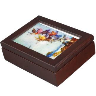 妖精の記念品箱 ジュエリーボックス
