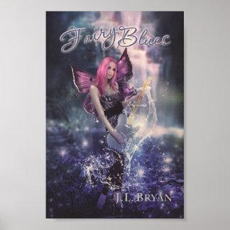 妖精の青6 x 9 ポスター