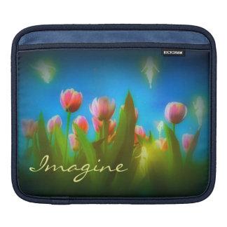 妖精のiPadの袖を想像して下さい iPadスリーブ