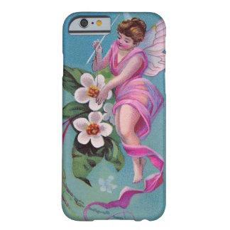 妖精を縫うヴィンテージ BARELY THERE iPhone 6 ケース