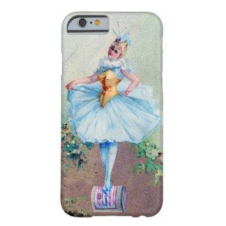 妖精を踊るヴィンテージ BARELY THERE iPhone 6 ケース