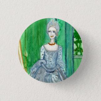 妖精ボタンの女王 3.2CM 丸型バッジ