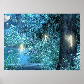 妖精夜ポスター ポスター