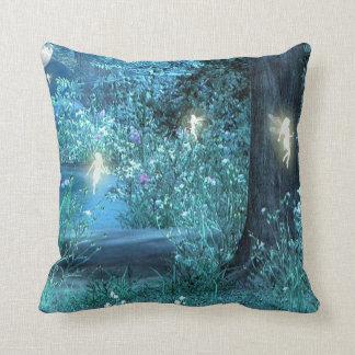 妖精夜魔法の枕 クッション