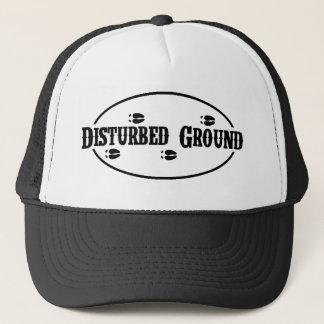 妨げられた地上の帽子 キャップ