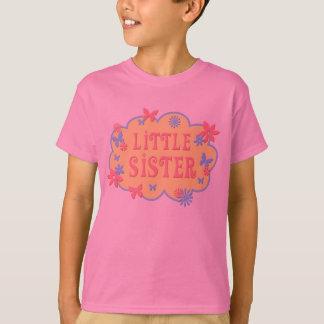 妹の花の蝶ワイシャツ Tシャツ