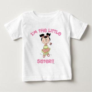 妹のTシャツ(黒) ベビーTシャツ