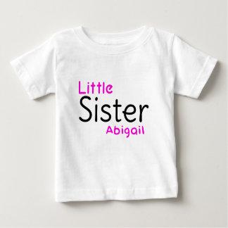 妹アビゲイル ベビーTシャツ