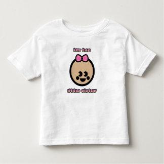 """""""妹""""の幼児のTシャツ トドラーTシャツ"""
