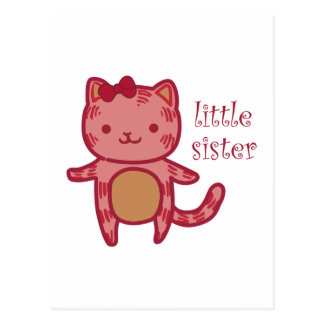 妹 ポストカード