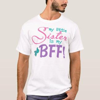 妹BFFの蝶 Tシャツ