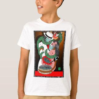 妻掻痒 Tシャツ