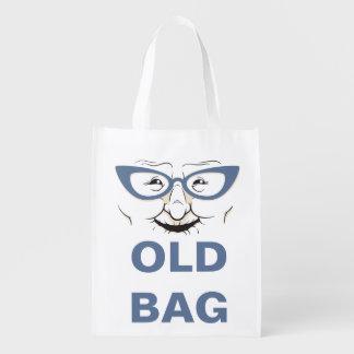 妻 買い物袋