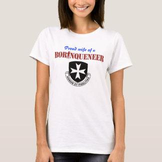 妻- BorinqueneerのTシャツ Tシャツ
