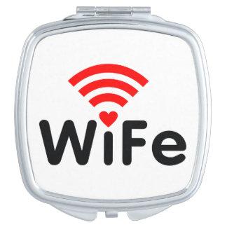 妻Wi-Fi