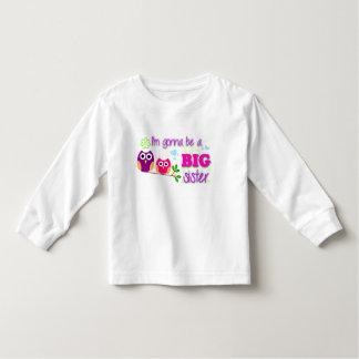 姉の幼児のティー! トドラーTシャツ