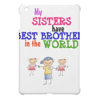 姉妹に最も最高のな兄弟がいます iPad MINIケース