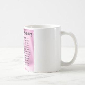 姉妹の詩-第80誕生日 コーヒーマグカップ