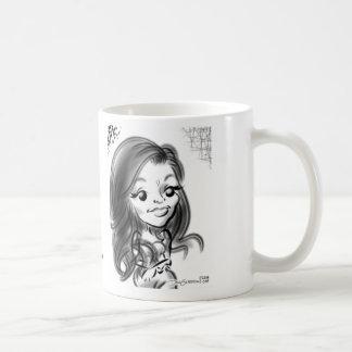 姉妹の風刺漫画のマグ2014a コーヒーマグカップ