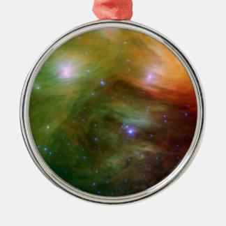 姉妹のPleiadesの7つの星の宇宙 メタルオーナメント