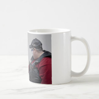 姉妹サラおよび監視イアン コーヒーマグカップ