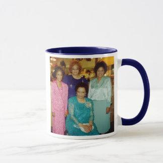姉妹家族 マグカップ