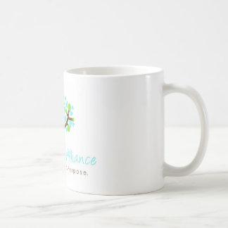 姉妹関係の同盟のコーヒー・マグ! コーヒーマグカップ