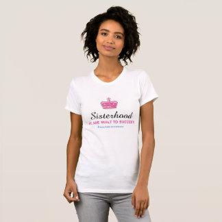 姉妹関係はあります Tシャツ
