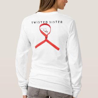 姉妹関係 Tシャツ
