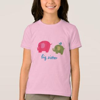 姉象のワイシャツ Tシャツ