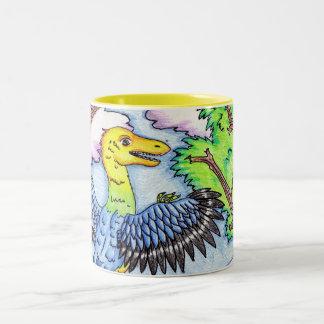 始祖鳥 ツートーンマグカップ