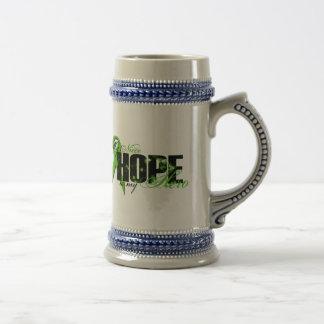 姪私の英雄-リンパ腫の希望 ビールジョッキ