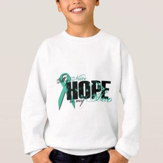 姪私の英雄-卵巣の希望 スウェットシャツ