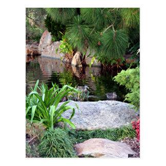 姫路の日本のな庭、アデレード4 ポストカード