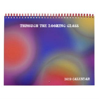 姿見を通して、… カレンダー