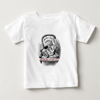 姿見-デザイン#2を通して ベビーTシャツ