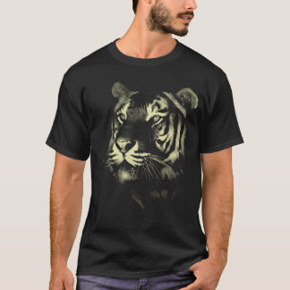 威厳のあるなトラ(ベージュ) Tシャツ