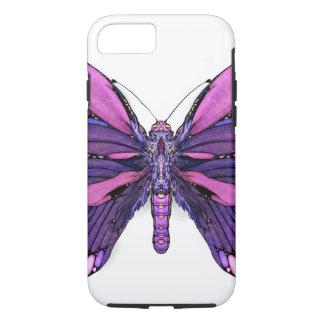 威厳のあるな蝶 iPhone 8/7ケース