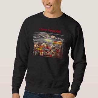 娯楽、海岸の高さ、ニュージャージーのヴィンテージ スウェットシャツ