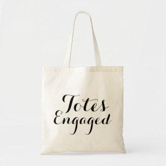婚約したな戦闘状況表示板 トートバッグ