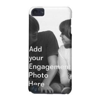 婚約の写真とIPodのあなた自身の箱を作成して下さい iPod Touch 5G ケース
